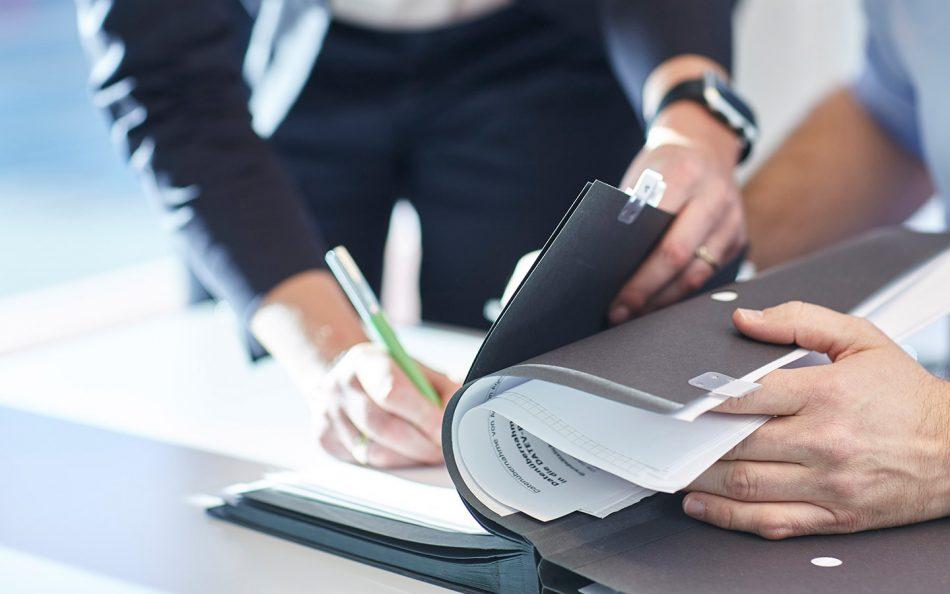 Leistungen Lohn- und Finanzbuchhaltung